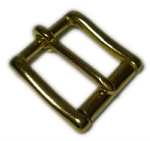 29 mm Solid Brass Roller Buckle. Code BUC032